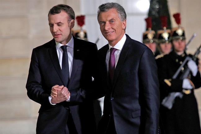 UE-Mercosur: Otro ma...
