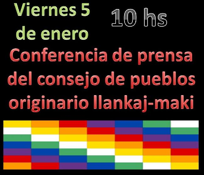 Jujuy: Conferencia d...