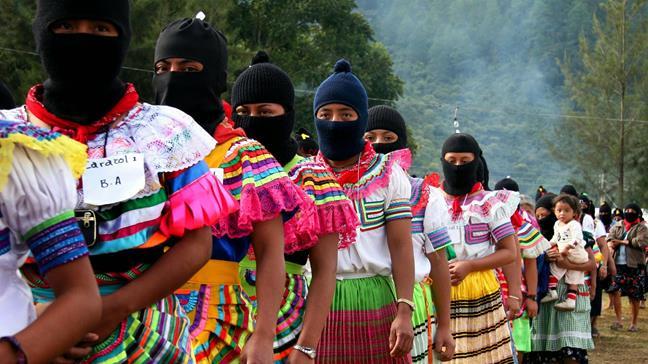 EZLN: 24 años de dig...