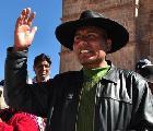 Líder aymara peruano analiza pasar a clandestinidad tras condena