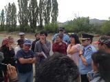 Neuquén: Impiden con candado la veranada Mapuche