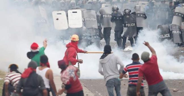Honduras: La histori...