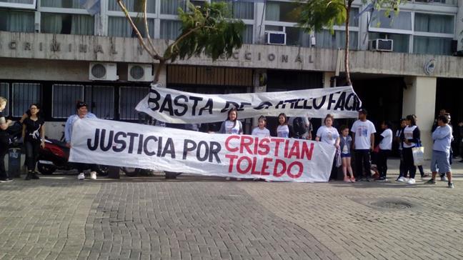 ¡Justicia por Cristi...