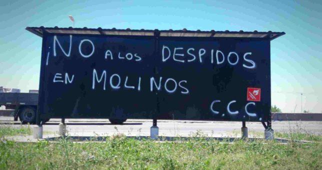 Despidos en Molinos ...