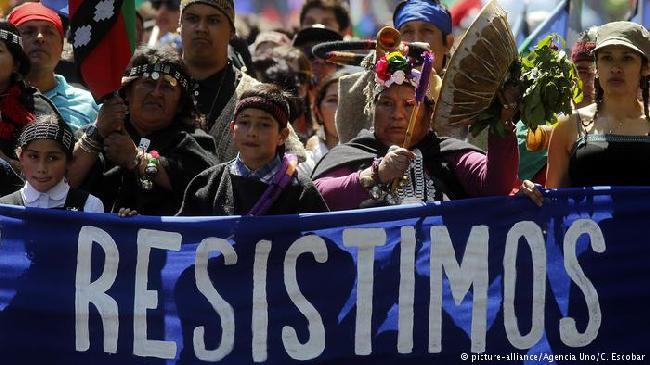 Por qué los mapuches...