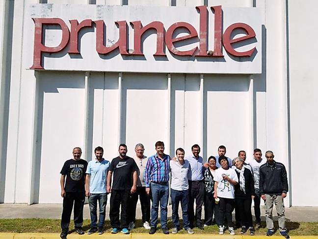 La fábrica Prunelle ...