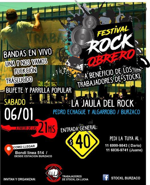 Festival de rock obr...
