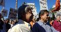 Cruje la UOM: Furlan se distancia de Caló y respalda la movilización del #21F