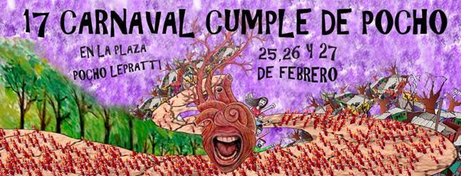 Carnaval Cumple de P...