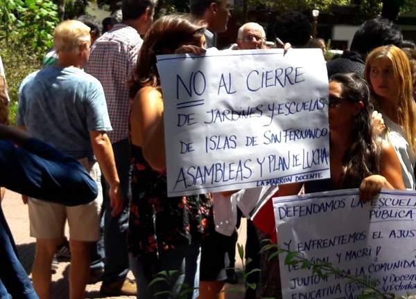 El gobierno de Vidal...