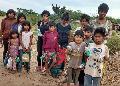 Salta: comunidad wichi no puede comenzar las clases porque la lluvia tapó un puente