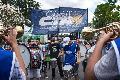 21F: La CTAA Capital marchó contra los despidos y el plan de ajuste del Gobierno Nacional