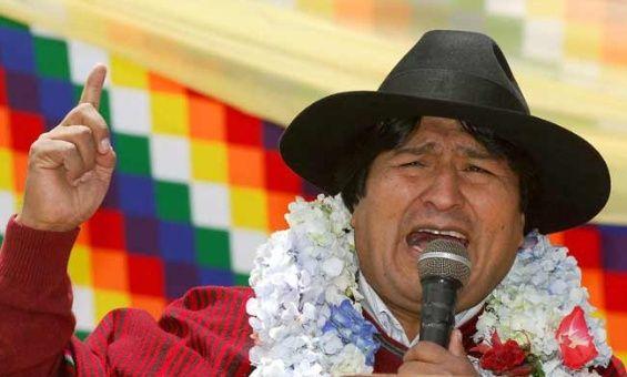 Bolivia: Tiempos de ...