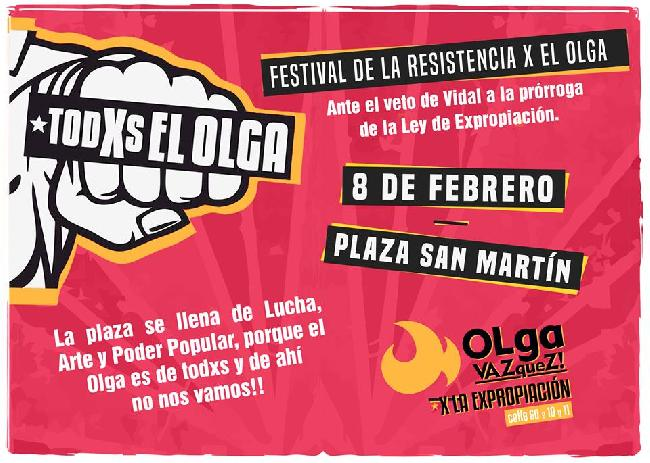 Jueves 8/2: Festival...