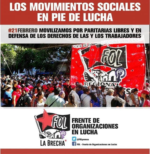 Organizaciones socia...