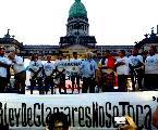 De Jáchal a Buenos Aires: 1400 km de bicicleteada por los glaciares