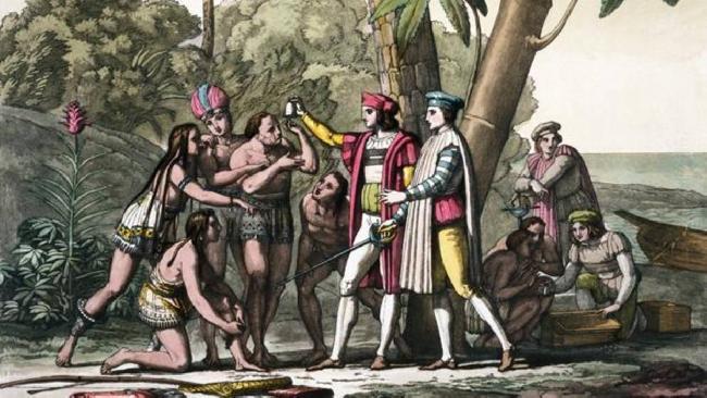 Los taínos, los indí...