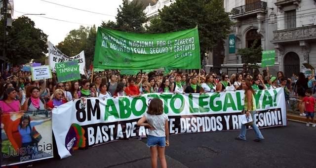 8M La Plata | Fotoga...