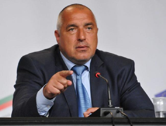 """Boyko Borisov: """"..."""