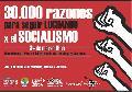 30.000 razones para seguir luchando por el socialismo