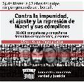 24 de marzo: a 42 años del golpe, ningún genocida en libertad