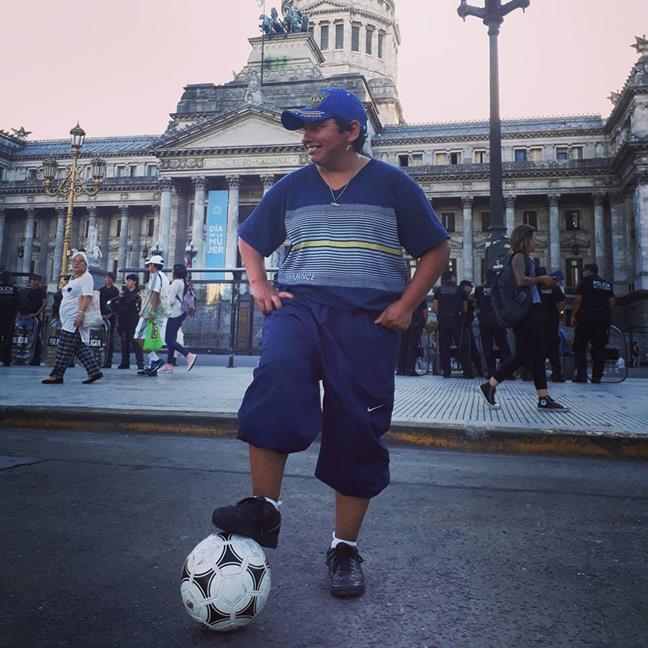 #7M Fútbol antipatri...