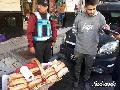 El crimen de vender sánguches de salame