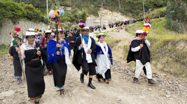 Ecuador: En Saraguro...