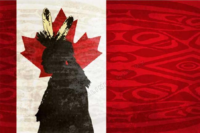 Aborígenes de Canadá...
