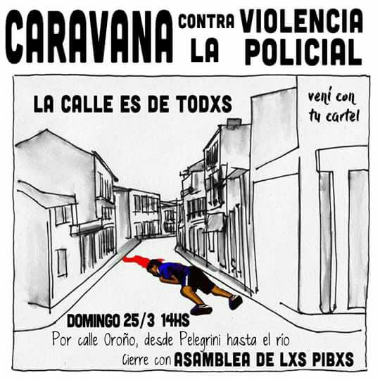 Caravana contra la r...
