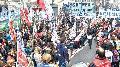 Rechazo al hostigamiento a dirigentes sindicales