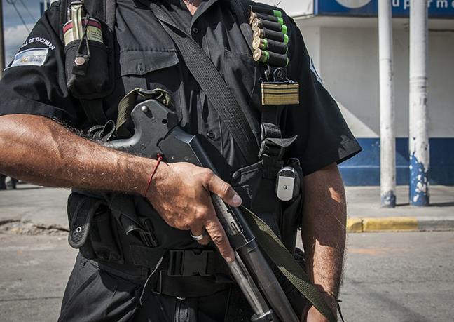 Tucumán: policía mat...