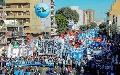 1° de mayo: Izquierda a Plaza de Mayo y organizaciones sociales al monumento al trabajo