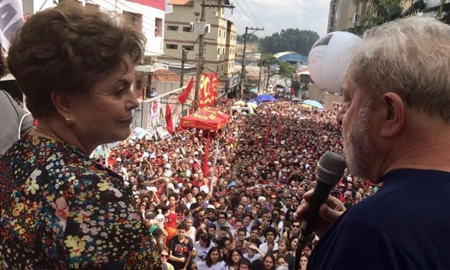 Hierve Brasil: Lula ...