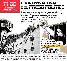 Movilización por el Día Internacional del Prisionero Político 17/4- 17 hs Congreso