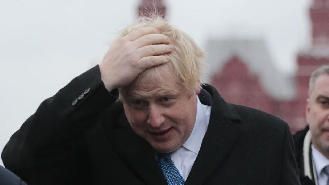 ¿Boris Johnson minti...