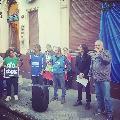 Acto sindical en el Consulado de Brasil