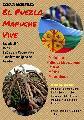 Jacobacci   Ciclo de encuentros: El Pueblo Mapuche vive