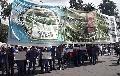 Azucareros marcharon para pedirle a Urtubey la expropiación del Ingenio San Isidro
