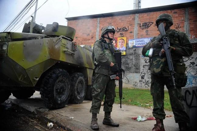 Brasil: Un atentado ...