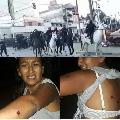 """Jujuy: Morales llamó a la """"paz"""" y reprimió a madres, niños y trabajadores"""