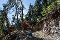 Mapuches harán un relevamiento del impacto ambiental en la ladera del Correntoso