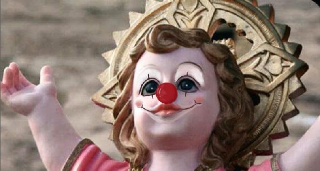 El circo del Divino ...