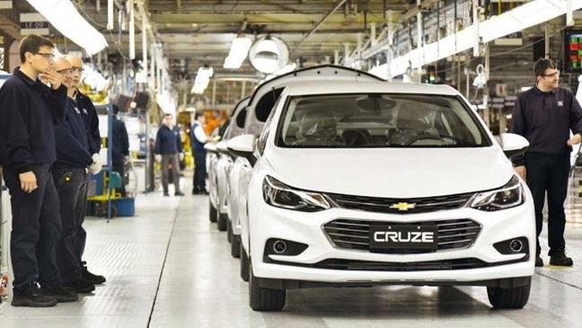 General Motors parar...