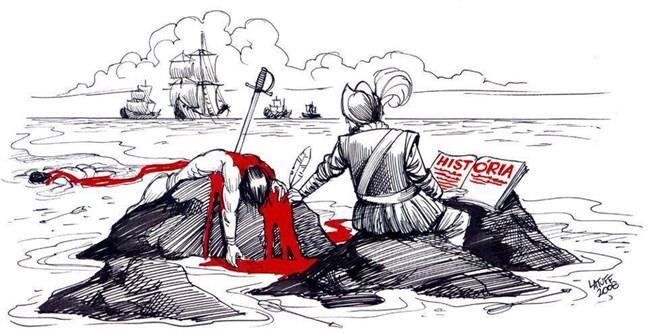 El colonialismo insi...