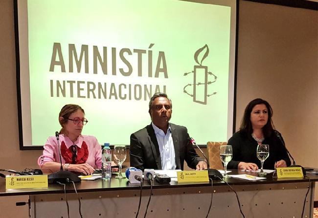 Amnistía Internacion...