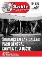 """Editorial El Roble N°121, Abril: """"Voracidad del capital y la encrucijada en la región"""""""