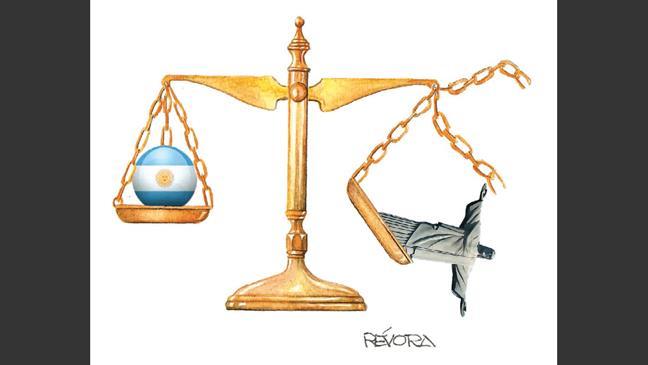 Trump, Lula y Caputo...