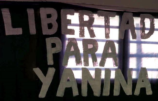 Yanina Faríaz: presa...