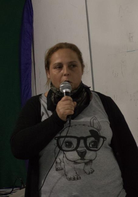 Karina Abregú, v...